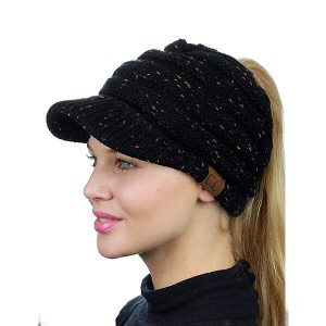 VISIONARY VISOR | Cool CC Beanie hats for Women
