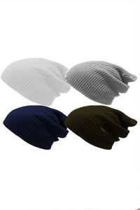 WELL WEAVED | Allergy Friendly Beanie Hats