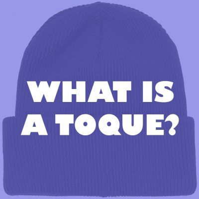 what is toque
