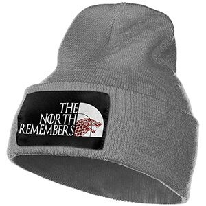 The North Remembers Game of Thrones Beanie