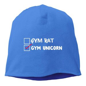 Gym Unicorn Beanie