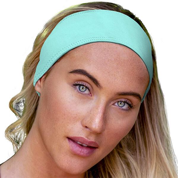 Headbands With Grip Strip Gym Hats