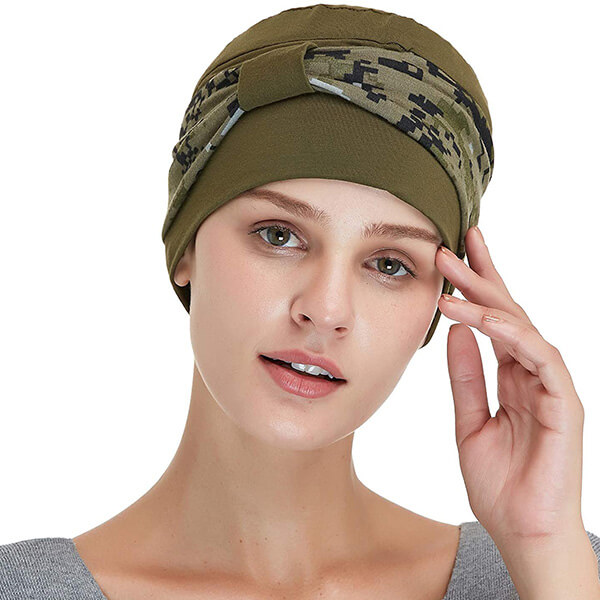 Bamboo Double Layered Comfort Beanie for Women