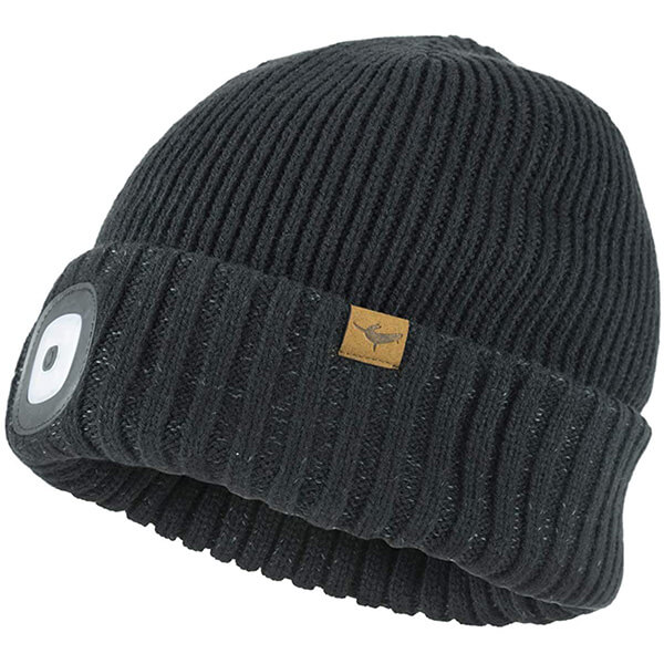 Waterproof Beanie Hat With Led Light