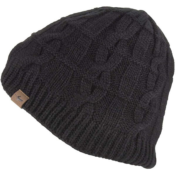 Cable Knit Men's Waterproof Beanie