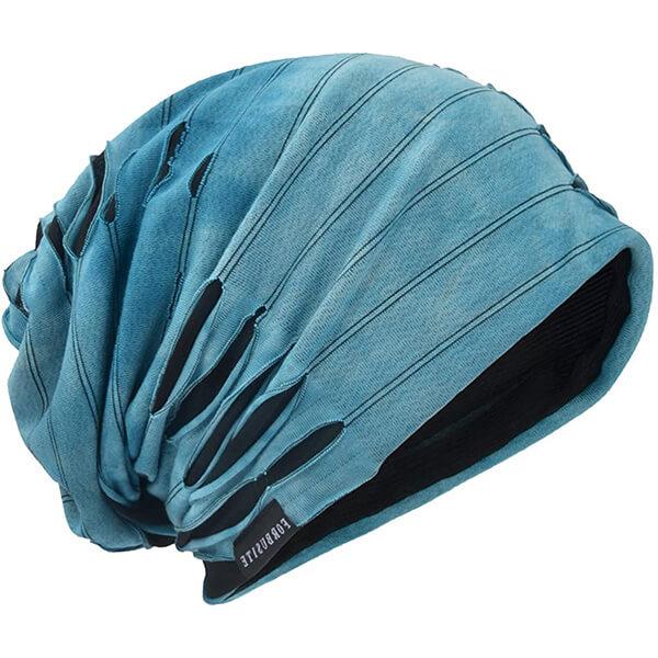 Baggy Slouch Skullcap Beanie Hat