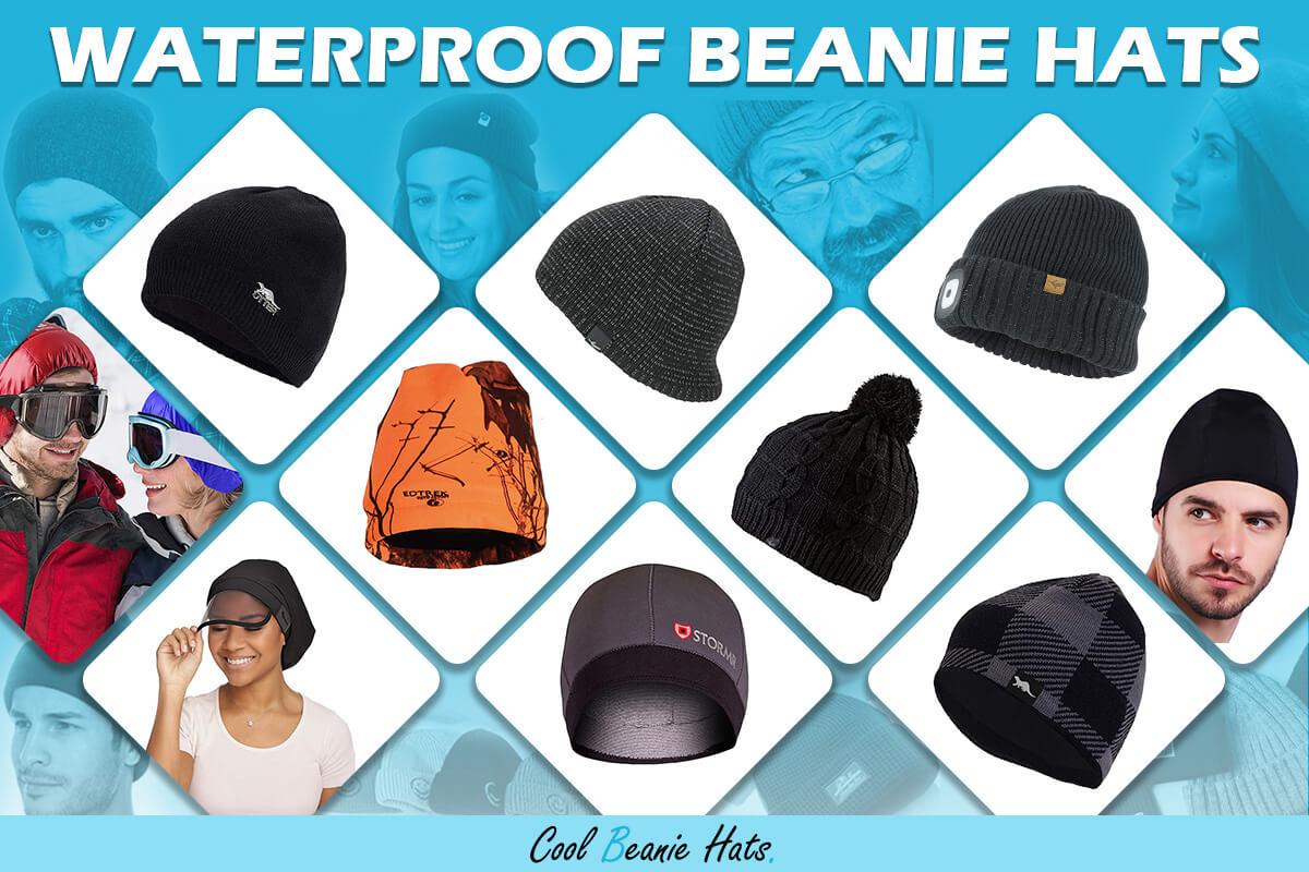 waterproof beanie hats