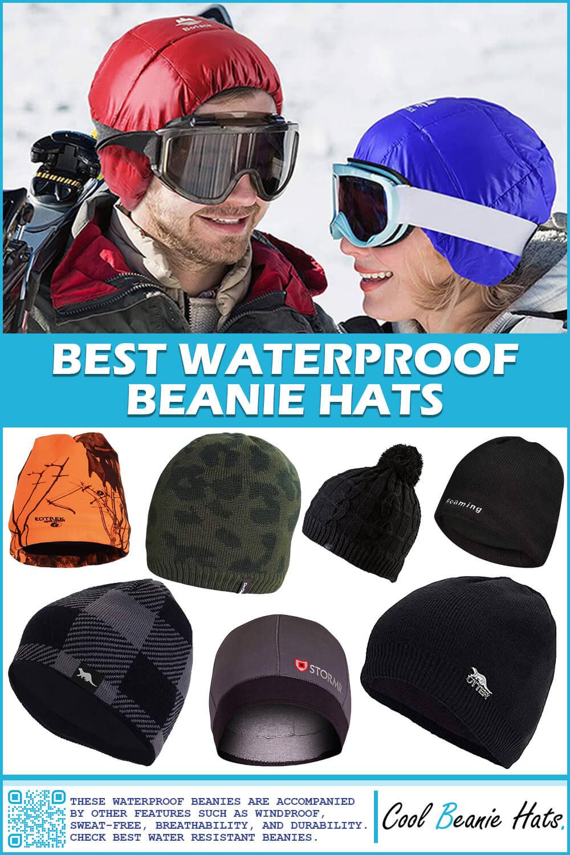 waterproof beanies