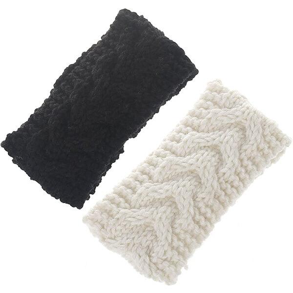 Baby Knitted Crochet Pattern Headband
