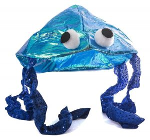 The Jellyfish Animal Hat.