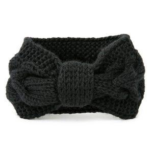 Cable turban headband
