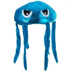 Metallic Jellyfish Hat