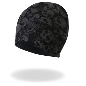 Ancient Skull Beanie Hat