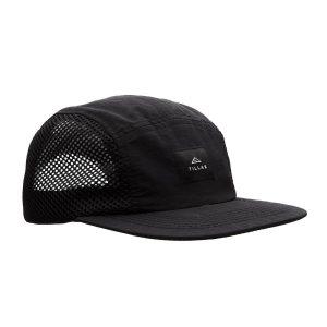 Wallowa Trail Hat Lightweight Nylon and Mesh 5 Panel Cap