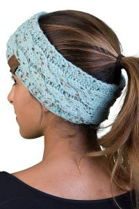 Specks multicolored headband