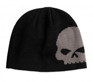 The Skull Knit Beanie Hat