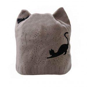 Cute Slouchy Cat Ear Beanie