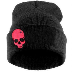 Scary Skull Head Beanie