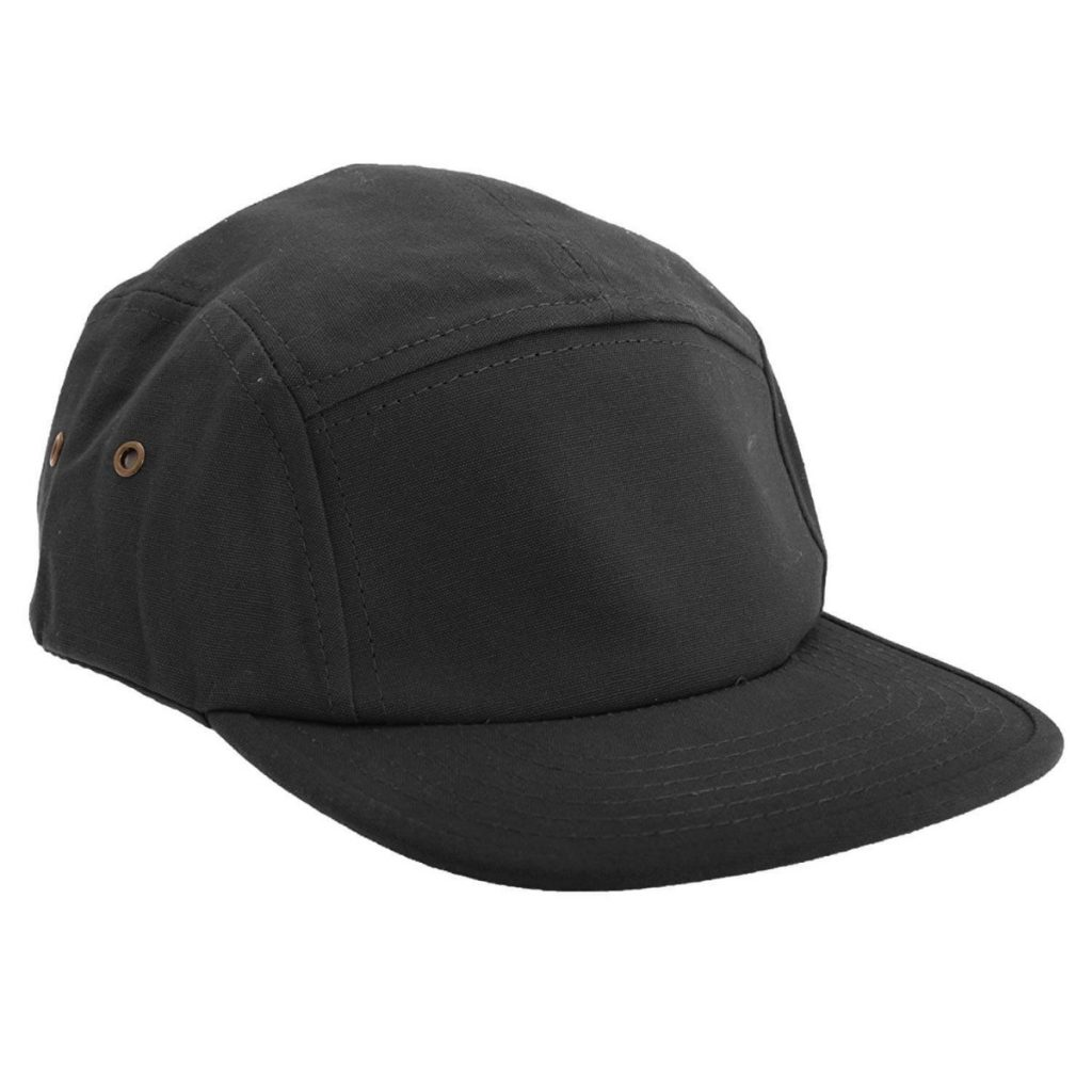 Canvas 5 Panel Classic Baseball Cap