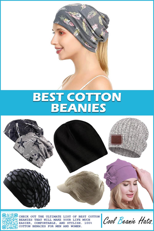 best cotton beanie hats