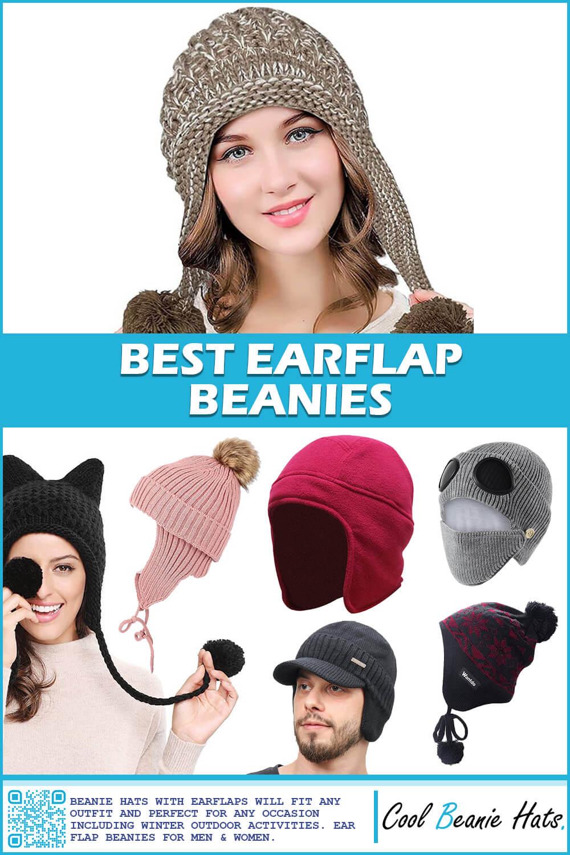 best earflap beanies