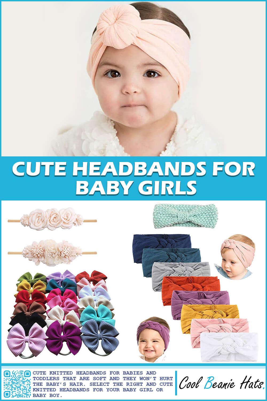 cute headbands for baby girls