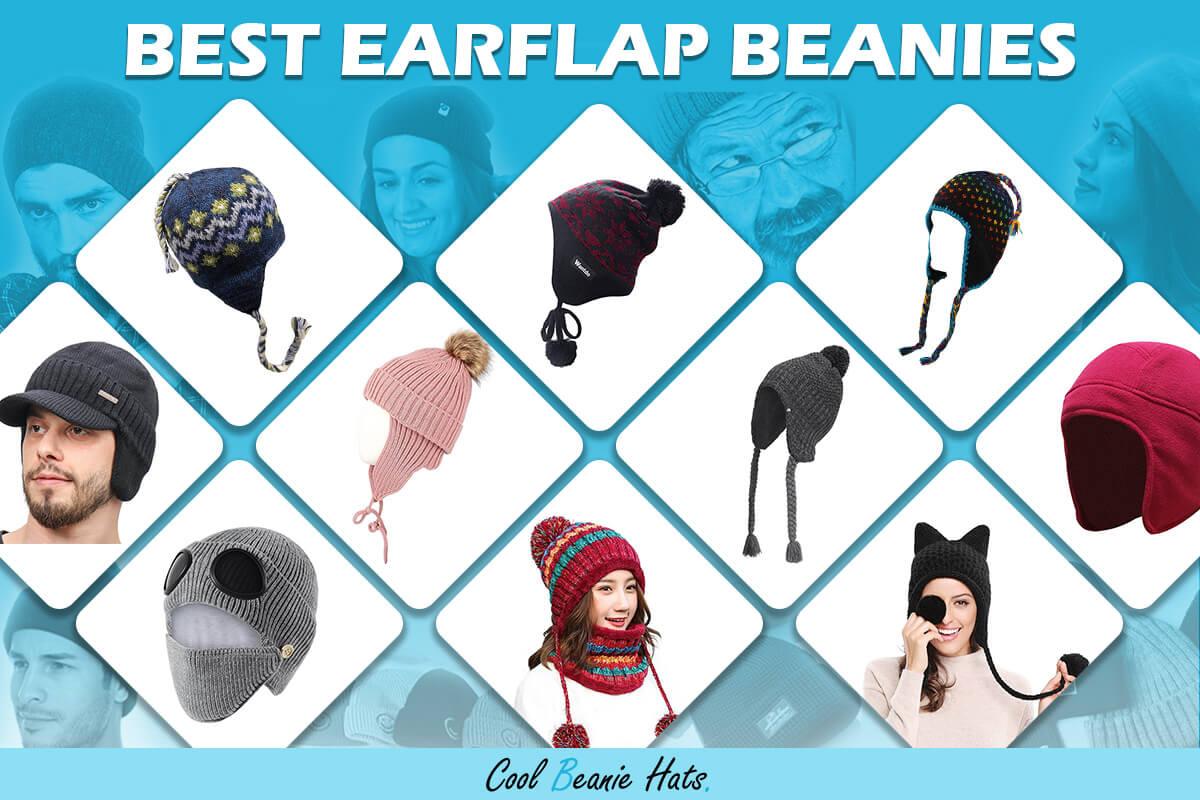 earflap beanies