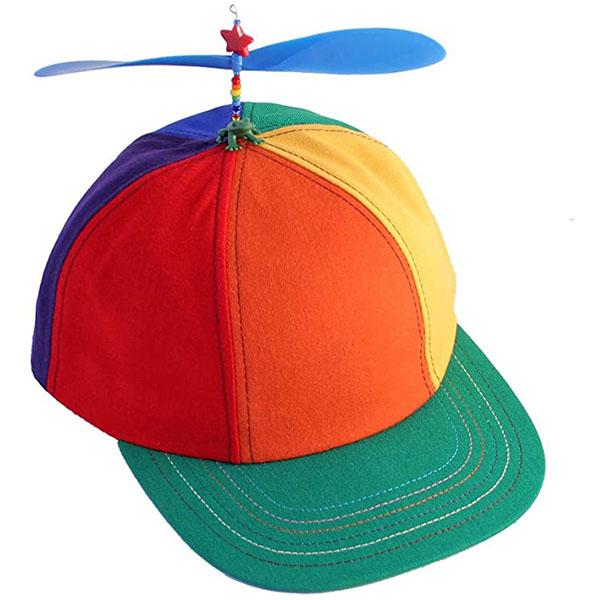 The Propeller Hat For Adults