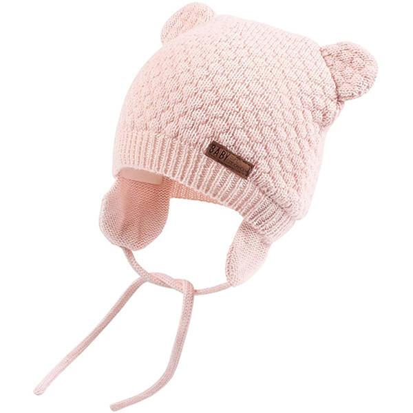 Toddler Earflap Beanie Winter Hat