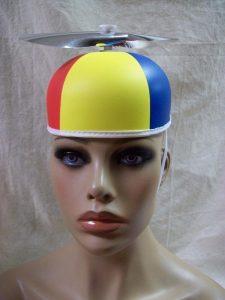 Nerd Hat With Propeller