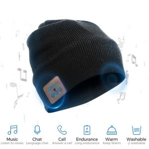 Hands-Free Knit Wireless Beanie Hat