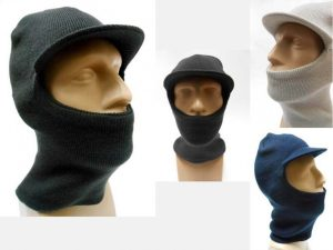 Hooded Ski Mask Beanie
