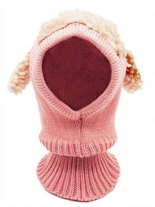 Winter Hat Scarf Earflap Hood Winter Cap
