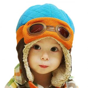 Baby Girls Boys Winter Warm Cap Hat