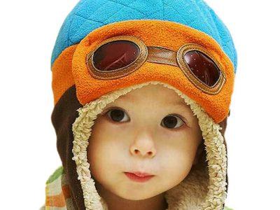 Baby Girls Boys Winter Warm Cap Hat