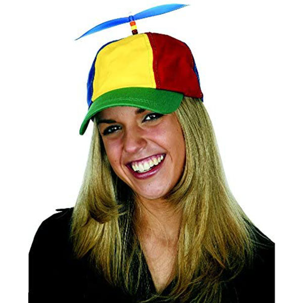 Helicopter Hat Propeller Beanie