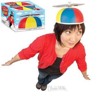 Deluxe Propeller Beanie Hat