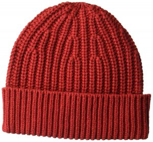 Two-way fisherman beanie