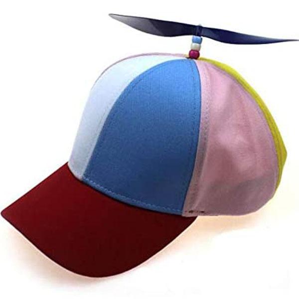 Kids Propeller Baseball Hat