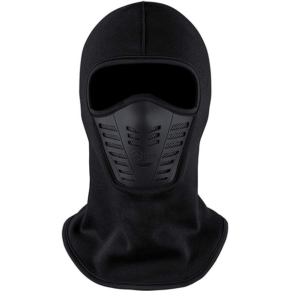 Full Face Mask Beanie with Breathable Air Vents