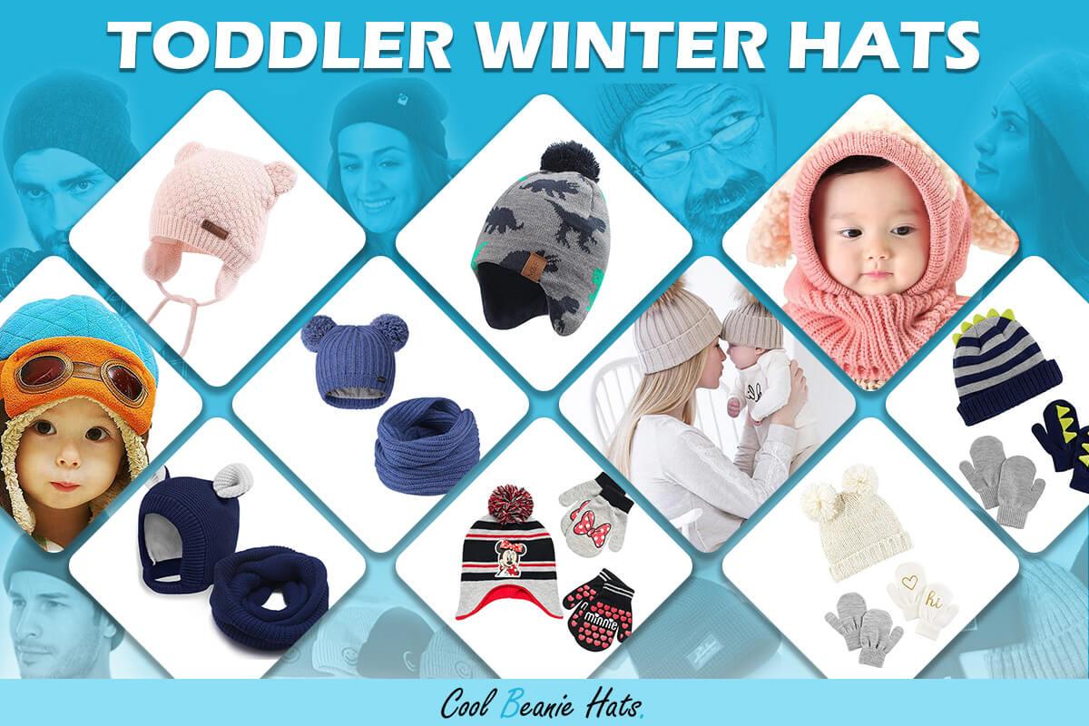 toddler winter hats