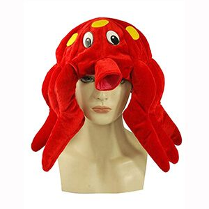 Crazy Octopus Hat for Halloween