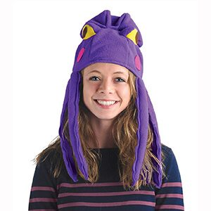 Birthday Themed Crazy Octopus Hat