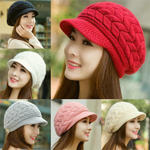 Women's Slouchy Crochet