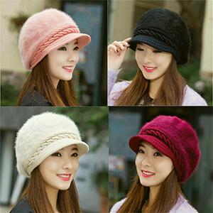 Women's Fashion Winter Beanie Hat