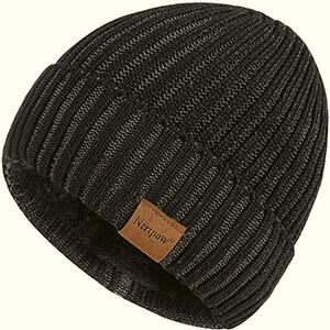 Unisex stunning cuff hat