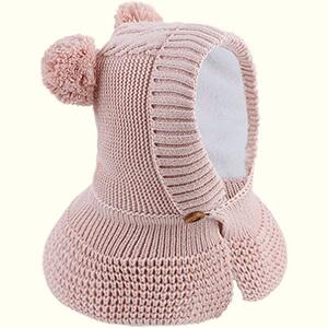 Cutie Bear Beanie Hat