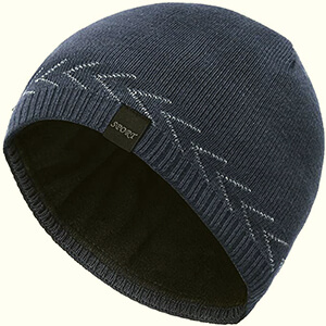 The diplomat toque beanie style
