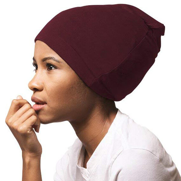 Satin Lined Winter Hat