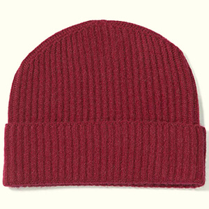 Fishers Finery Men's Cashmere Beanie